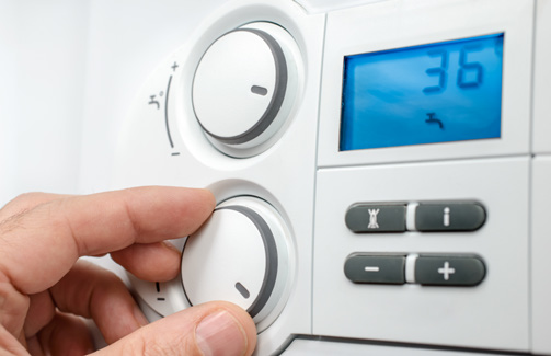 Boiler service and safety checks